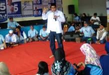 Kampanye Terbuka, Rispanel Arya Ajak Warga Curug Menangkan Prabowo-Sandi