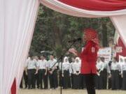 Jumbara PMR III PMI Provinsi Banten Resmi dibuka Oleh Ratu Tatu Chasanah