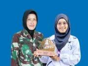 Fauni, Putri Prajurit TNI AD Harumkan Indonesia di Kancah Internasional