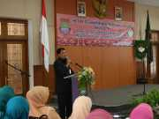 Sekda Hadiri HUT KE-20 Dharma Wanita Persatuan Kabupaten Tangerang