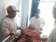 Satu jenazah korban Banjir Bandang Ditemukan Mengapung di Sungai Ciberang