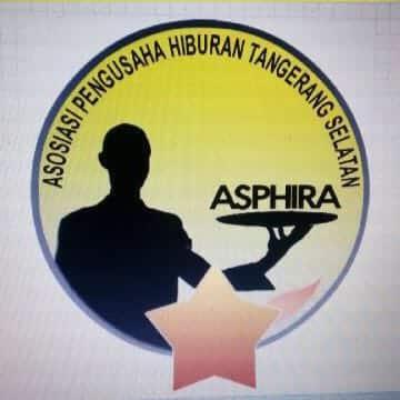 Logo: Asosiasi Pengusaha Hiburan Tangerang Selatan (ASPHIRA), Pelita.co (dok ist)