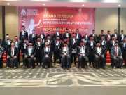 DPD KAI Banten Selenggarakan Pengangkatan Advokat