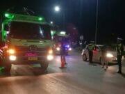 PPKM Darurat, Polres Serang Kota periksa Kendaraan Masuk Kota Serang