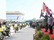 Dampak PPKM Darurat, Polri Sebar 458 Ton Beras dan 15.000 Paket Sembako untuk Masyarakat Banten